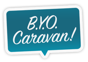 Brisbane North Rental Village BYO Caravan for powered site