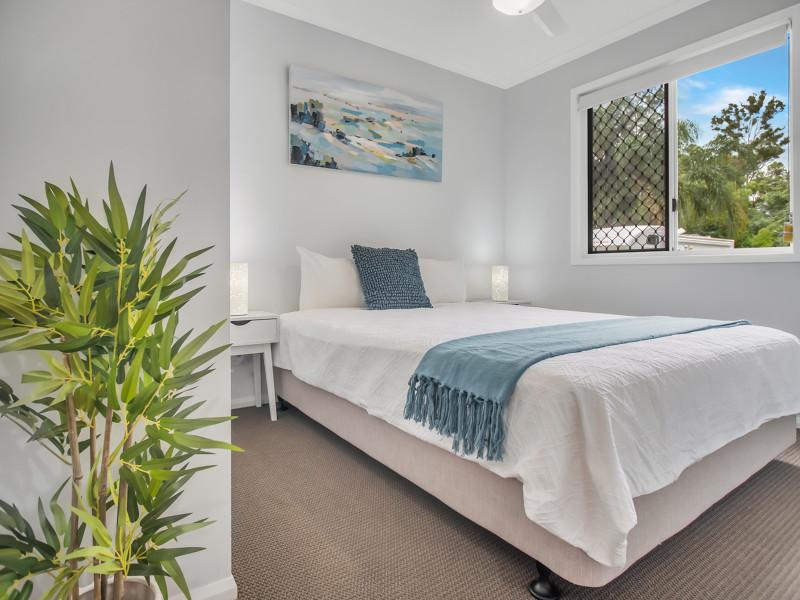 Brisbane North Rental Village Condo Bedroom 1