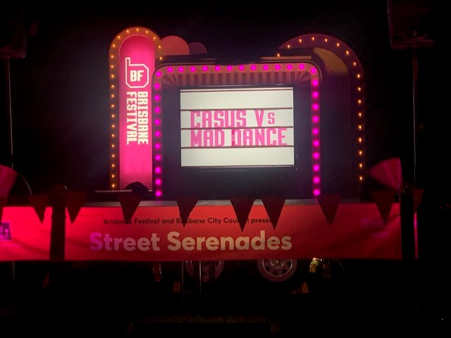 The Brisbane Festival hits Brisbane North Rental Village